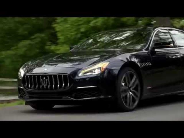 2019 Maserati Quattroporte | Leveraging <em>Ferrari</em> | TestDriveNow