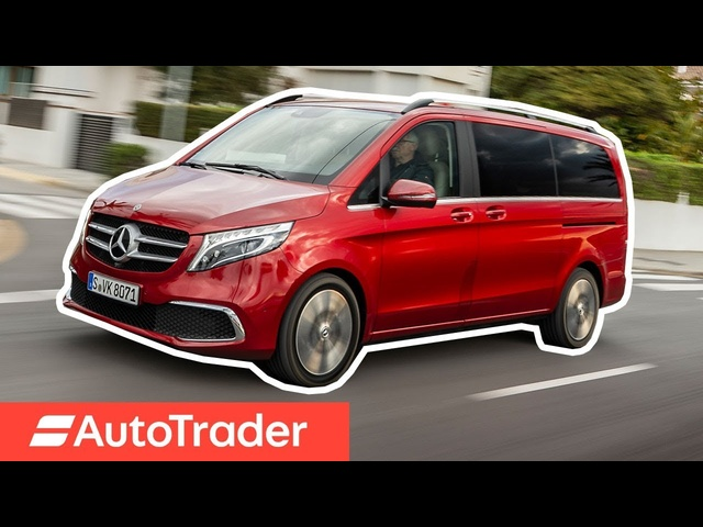 2019 Mercedes-Benz V-Class first drive review