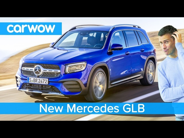 Mercedes GLB 2020 -see why this could be Merc's best SUV ever!