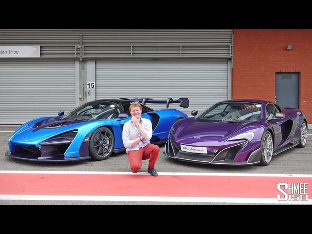 Here's Why the Senna Costs £500,000 MORE than the 675LT!