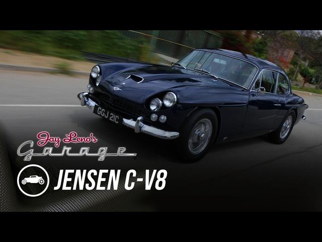 1965 Jensen C-V8 -Jay Leno's Garage
