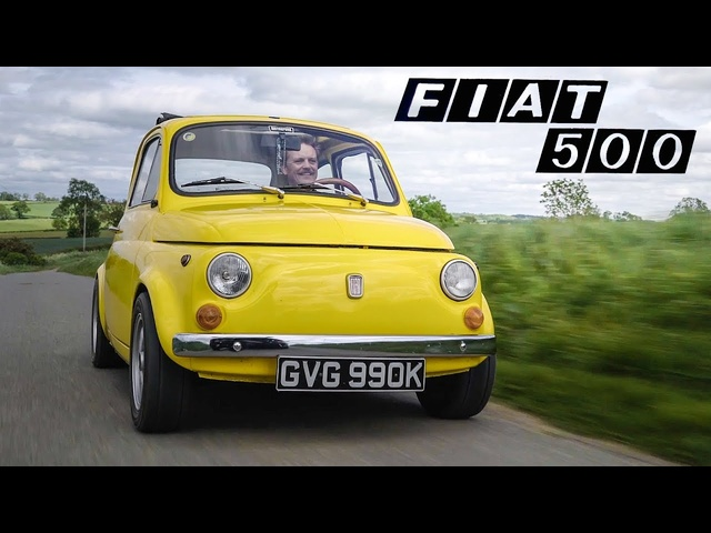 1972 Fiat 500: Our Carfection Cars, Episode 3 | Carfection 4K