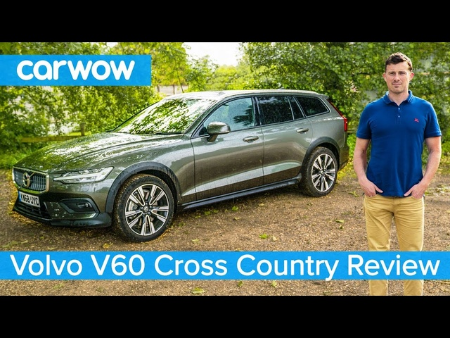 <em>Volvo</em> V60 Cross Country 2020 in-depth review... Sort of... | carwow Reviews
