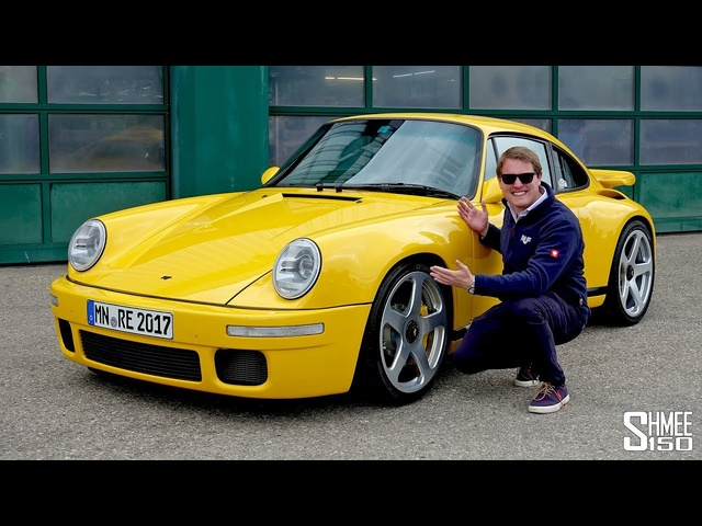 The Ruf CTR Yellowbird is the Rebirth of aLEGEND!