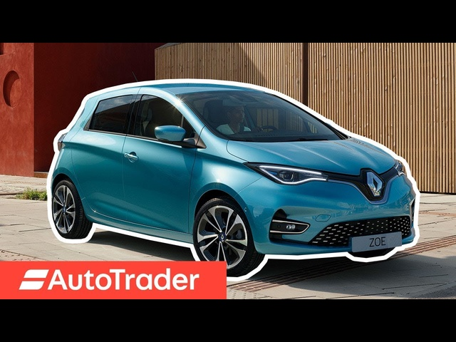 FIRST LOOK: 2019 Renault Zoe