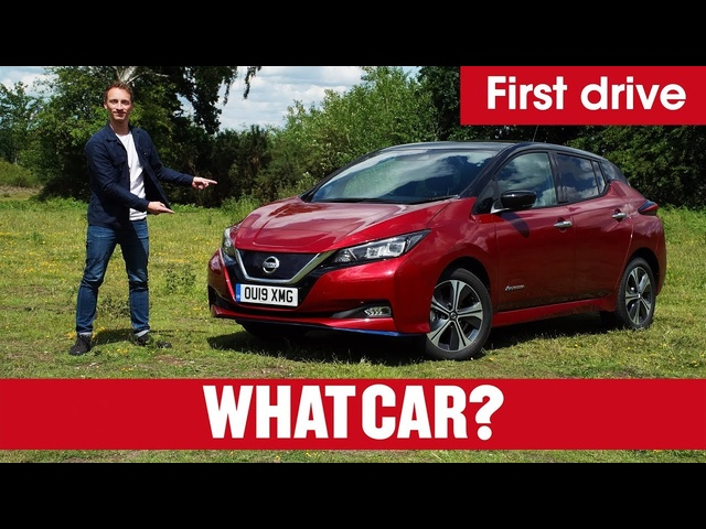 2019 Nissan Leaf e+ Tekna 62kWh review – bigger battery, longer range, better car? | What Car?