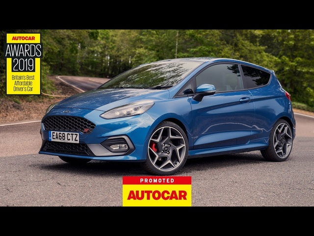 Promoted | <em>Ford</em> Fiesta ST: Britain's Best Af<em>ford</em>able Driver's Car | Autocar