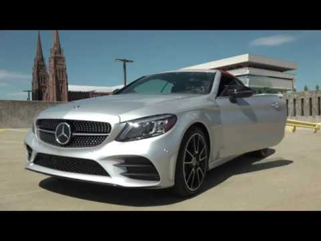 2019 Mercedes-Benz C 300 Cabriolet | Power Struggle | TestDriveNow