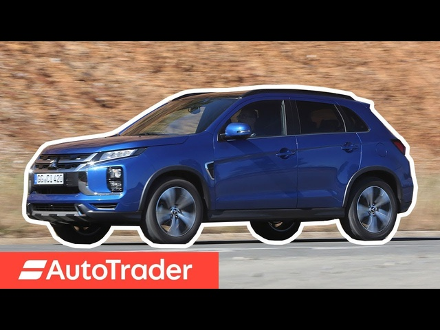 2019 Mitsubishi ASX first drive review