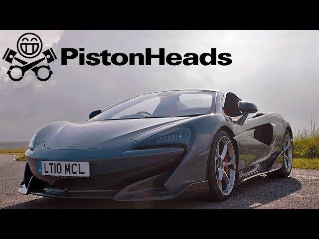 <em>McLaren</em> 600LT Spider review | PistonHeads