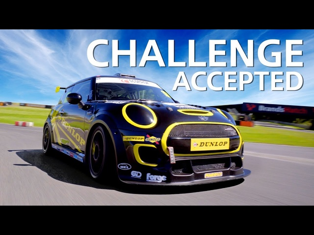 MINI JCW Gen 3 Race Car: The Most Extreme MINI, Part 1 | Carfection 4K