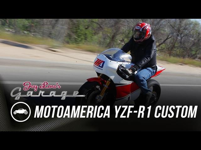 Wayne Rainey's MotoAmerica YZF-R1 Custom -Jay Leno's Garage
