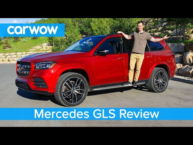 <em>Mercedes</em> GLS 2020 SUV review - see if it's better than the BMW X7!