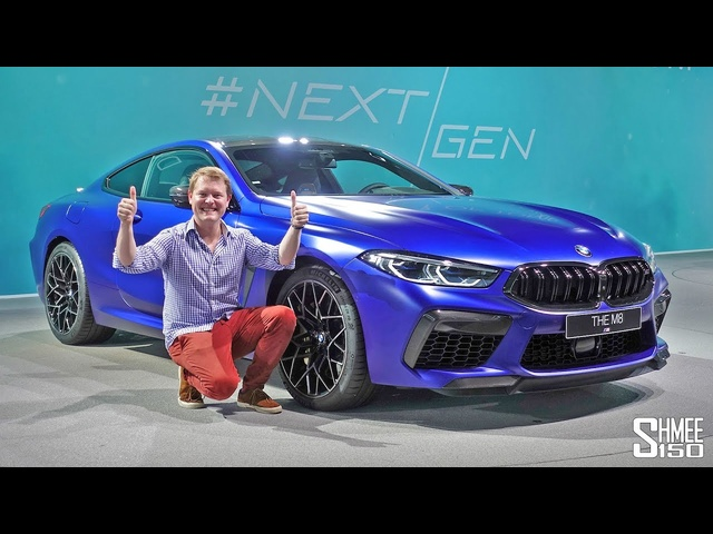 I'm Getting a BMW M8 Competition! | FIRST LOOK