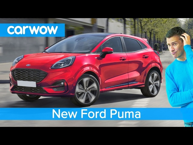 The <em>Ford</em> PUMA is back - but not as you hoped!