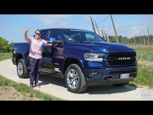 Is the RAM 1500 the Ultimate American Pickup Truck?