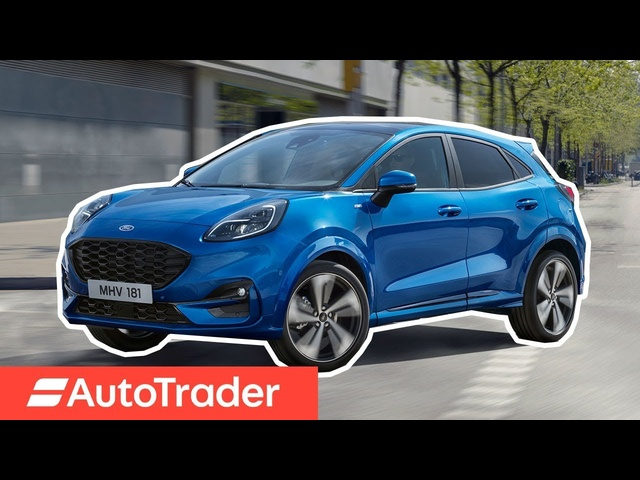FIRST LOOK: 2019 Ford Puma SUV