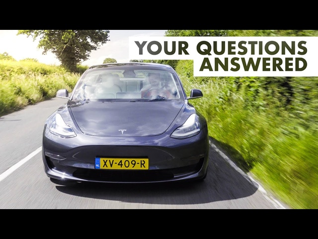 <em>Tesla</em> Model 3: Your Top 25 Questions Answered | Carfection 4K