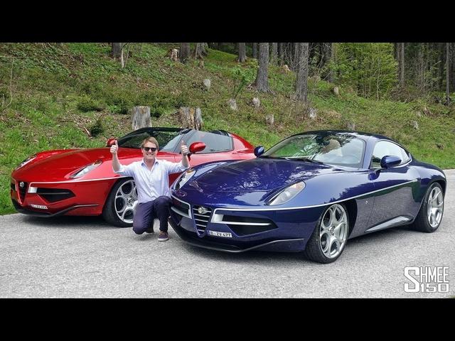 Double DISCO VOLANTE Drive! Visiting aConnoisseur's Car Collection
