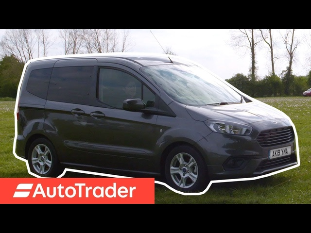 The New Ford Tourneo Courier – (Sponsored Content)