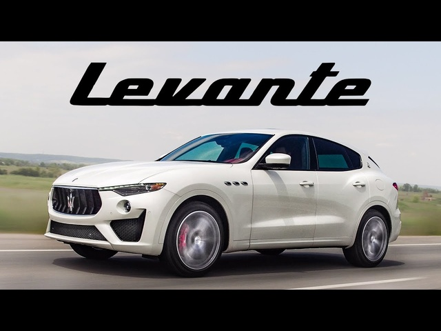$155,000 2019 Maserati Levante GTS Review - Italian Stallion