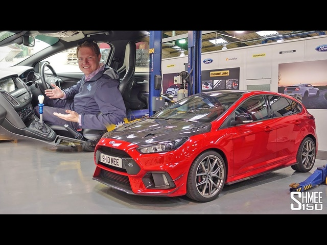 My Ford Focus RS NEEDS this Gearbox! | PROJECT PART 10