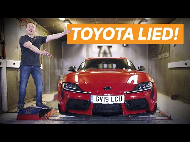 How Much Power Does The <em>Toyota</em> Supra Actually Make?