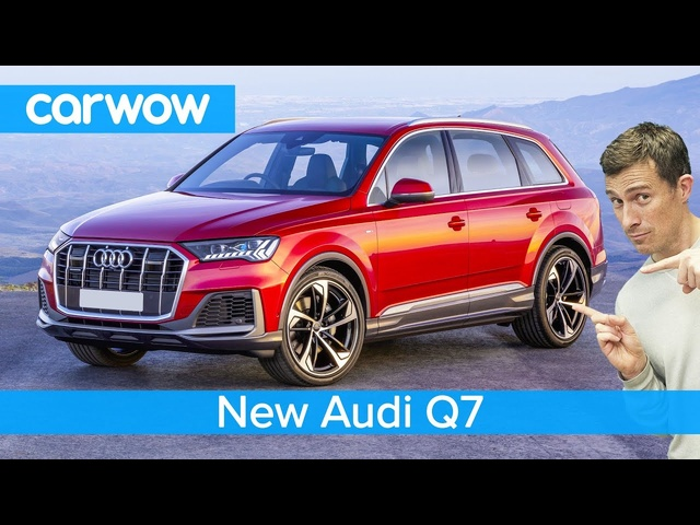 New <em>Audi</em> Q7 SUV 2020 - is it better than a BMW X5?
