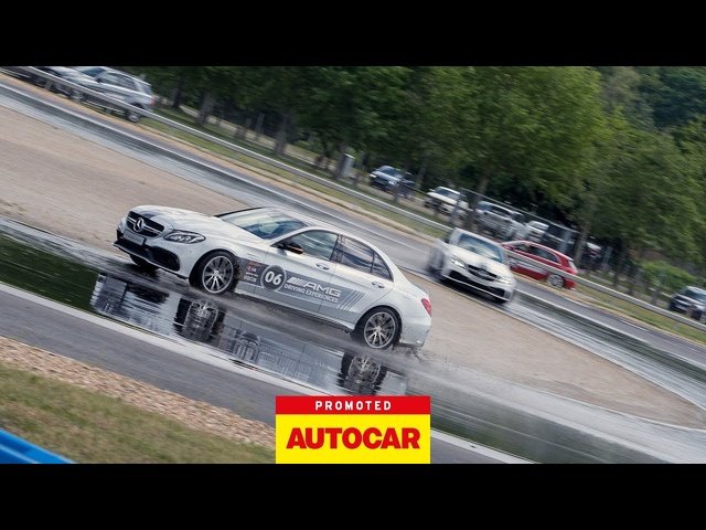Promoted | Qualifying: 2019 Continental Black Chili Driving Experience | Autocar