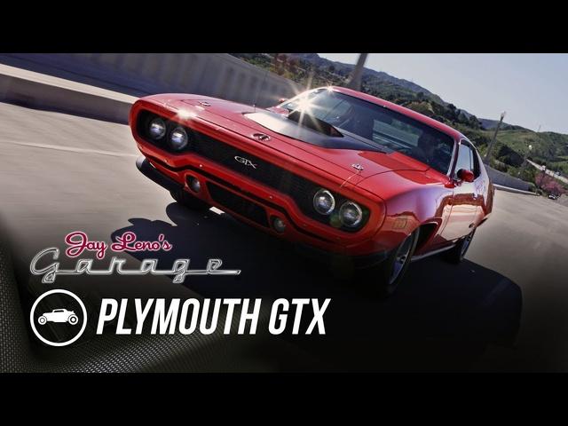 1971 Plymouth GTX -Jay Leno's Garage