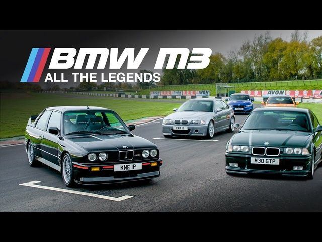 BMW M3, Which Was The Best Generation?: The M3 Masterpieces Ep.6 (FINAL EPISODE) | Carfection 4K