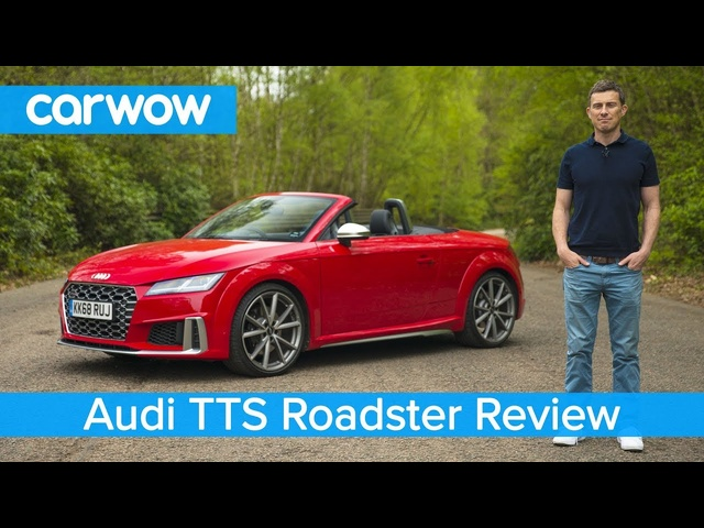 <em>Audi</em> TTS Roadster 2019 in-depth review | carwow Reviews