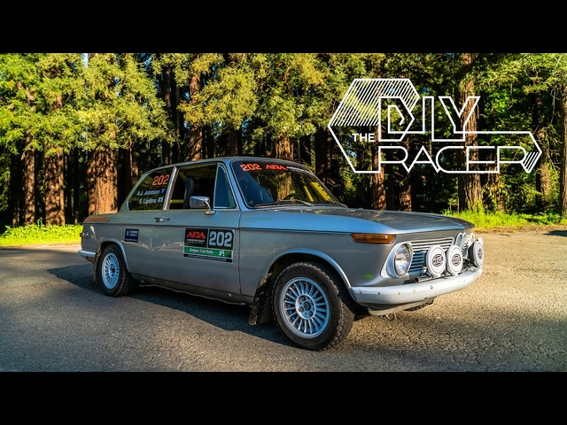 1971 BMW 2002: DIY Racer
