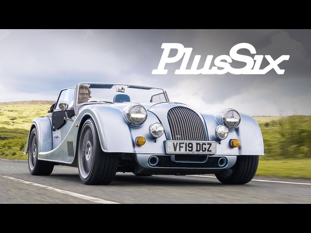 NEW Morgan Plus Six: Road Review | Carfection 4K