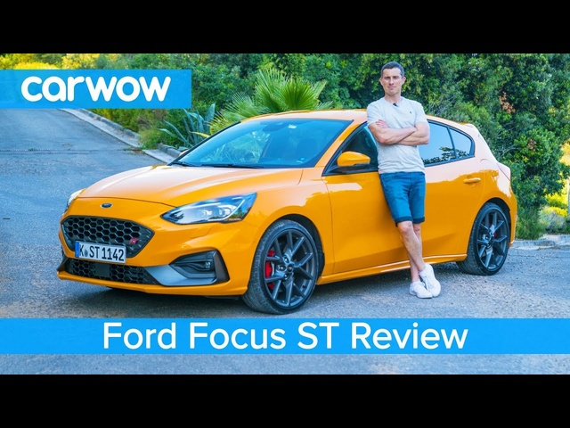 <em>Ford</em> Focus ST 2020 Review - tested on road, 'circuit' and launched!