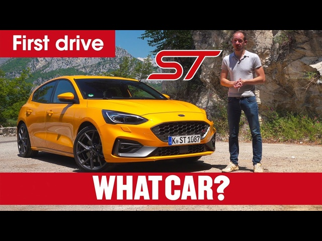 2020 <em>Ford</em> Focus ST review – better than a Civic Type R? | What Car?