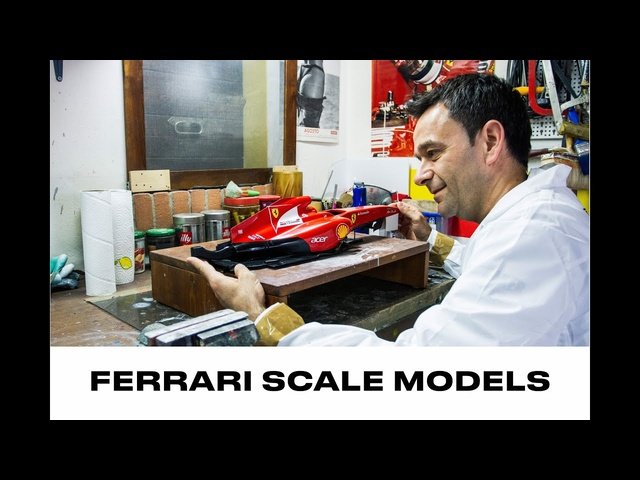 Soul Made: Umberto Galli, Scale Model Cars - Clip