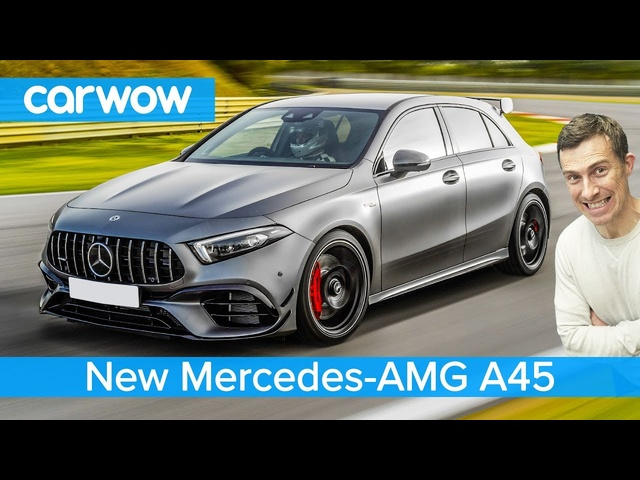 New Mercedes-AMG A45 & CLA45 2020 - see why they will destroy the RS3 & M2!