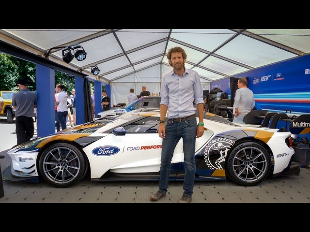 NEW <em>Ford</em> GT MkII, The Most Extreme <em>Ford</em> GT Ever! 2019 Goodwood FoS | Carfection