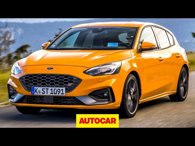2019 <em>Ford</em> Focus ST | A true Golf GTI rival? | Autocar