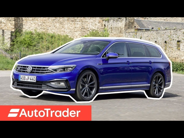 2019 Volkswagen Passat Estate first drive review
