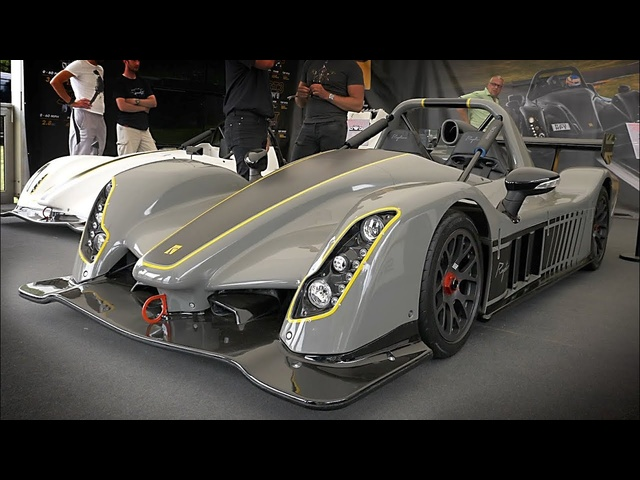 NEW <em>Radical</em> Rapture - First Look: 2019 Goodwood FoS | Carfection