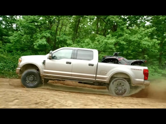 2020 <em>Ford</em> Super Duty Tremor | Quaking In a Different Way | TestDriveNow