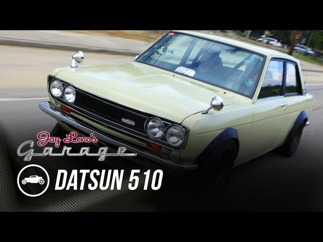 1970 Datsun 510 -Jay Leno's Garage