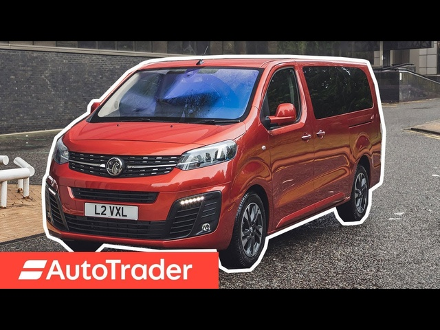 2019 Vauxhall Vivaro Life first drive review