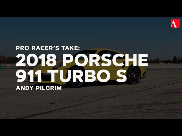 Pro Racer's Take: Porsche 911 Turbo S