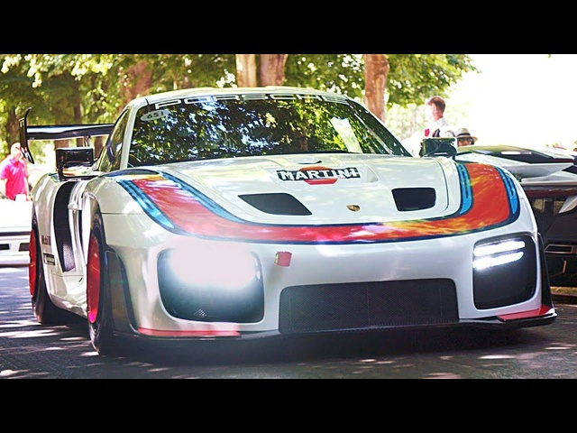 NEW Porsche 935 First Drive: 2019 Goodwood FoS | Carfection