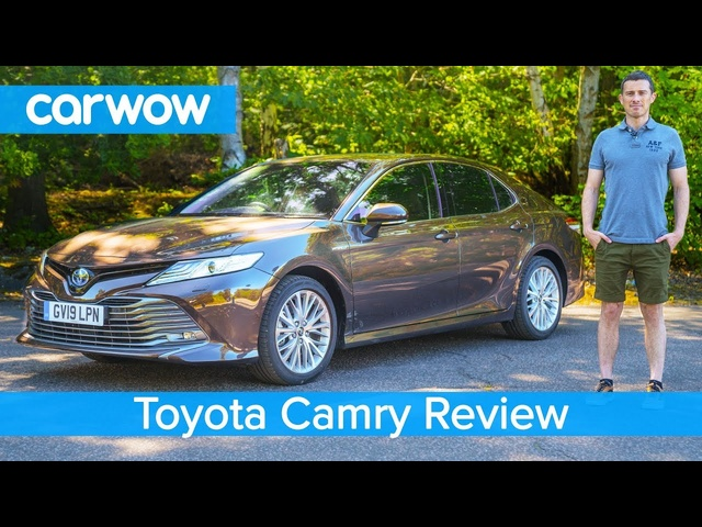 <em>Toyota</em> Camry 2020 in-depth review | carwow Reviews