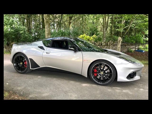 2019 Lotus Evora GT410 Sport drive review. Better than the Alpine A110?