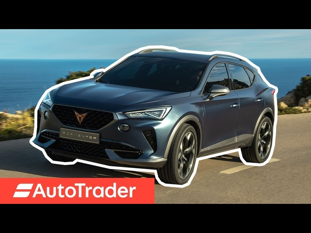 FIRST LOOK: 2020 Cupra Formentor